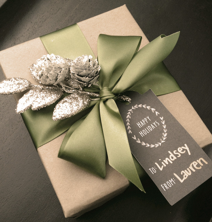 Christmas Gift Wrapping Ideas Elegant  Elegant Gift Wrapping Ideas