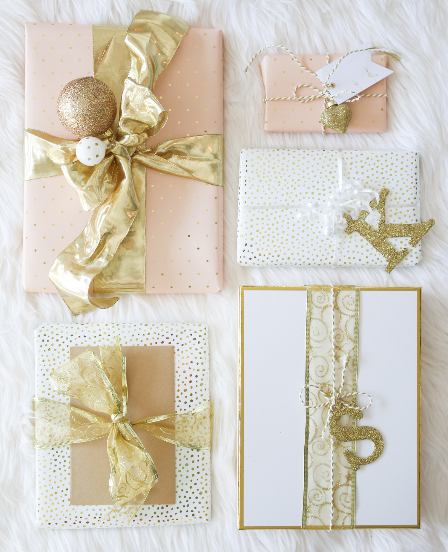 Christmas Gift Wrapping Ideas Elegant  Elegant Holiday Gift Wrap Ideas