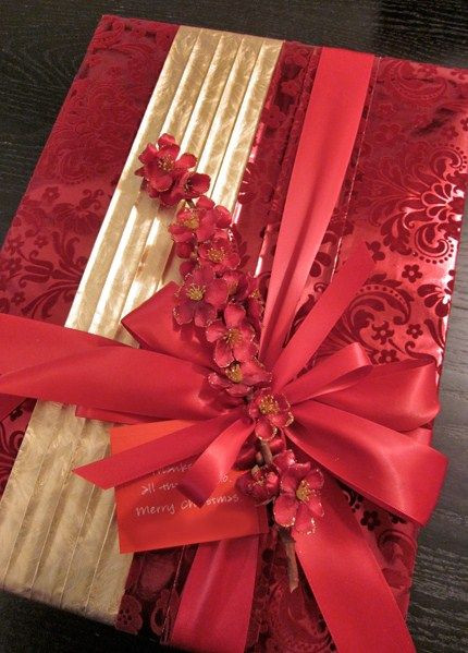 Christmas Gift Wrapping Ideas Elegant  Best 25 Elegant t wrapping ideas on Pinterest