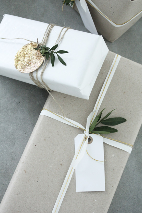 Christmas Gift Wrapping Ideas Elegant  Eclectic Trends