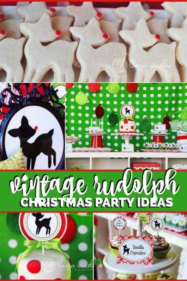 Christmas Party Activity Ideas  14 Cute Reindeer Craft and Food Ideas Kids will Love