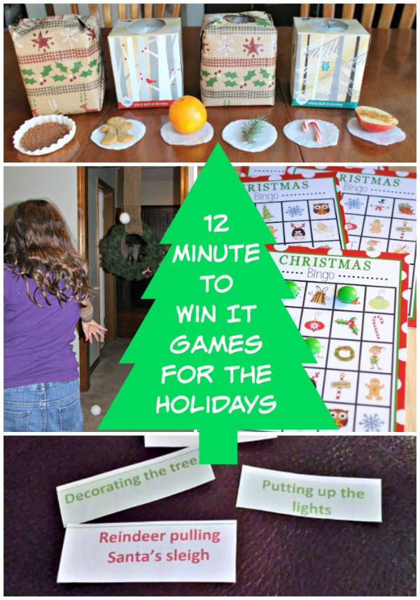 Christmas Party Activity Ideas  29 Awesome School Christmas Party Ideas