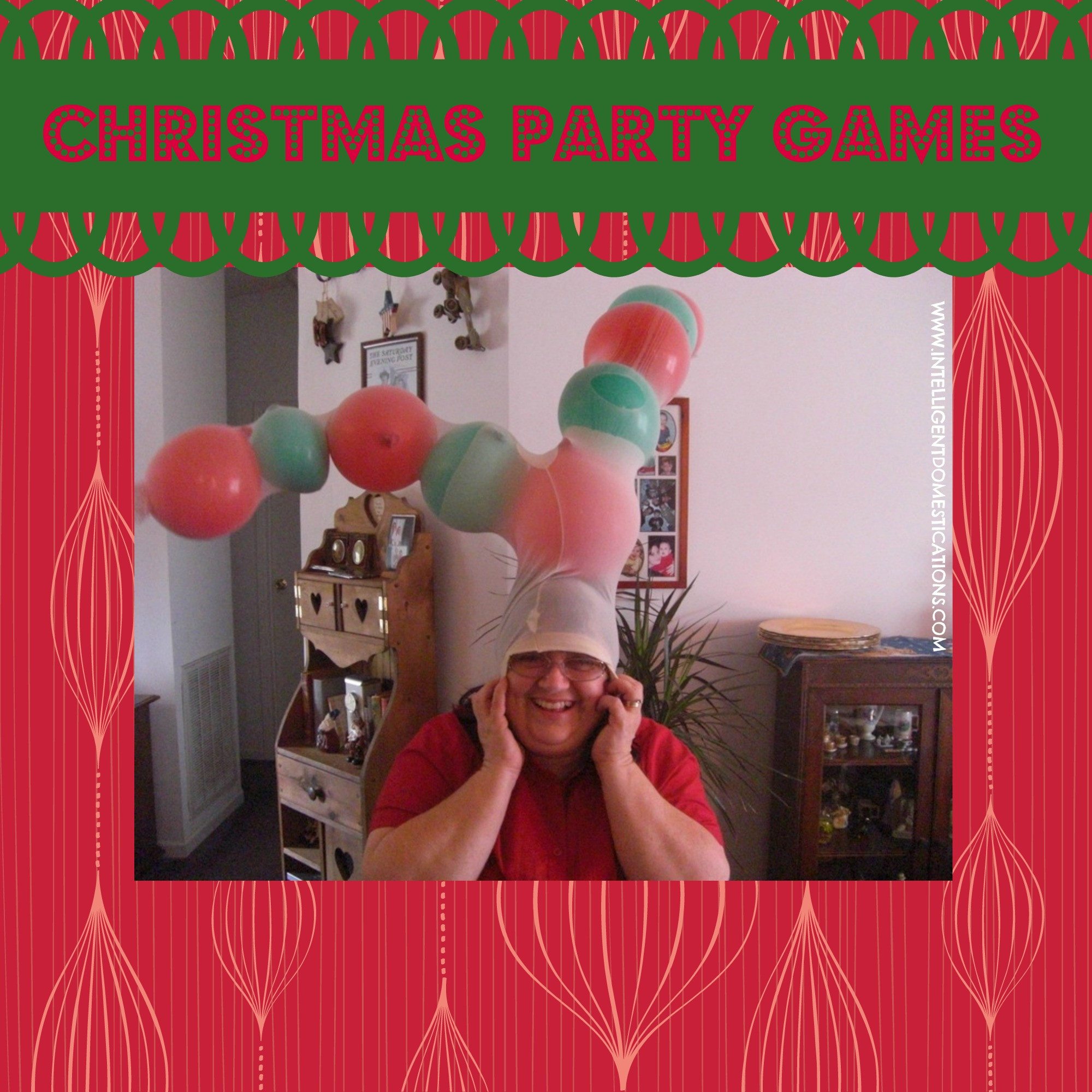 Christmas Party Activity Ideas  Christmas Party Games Santa Games Ideas for Christmas