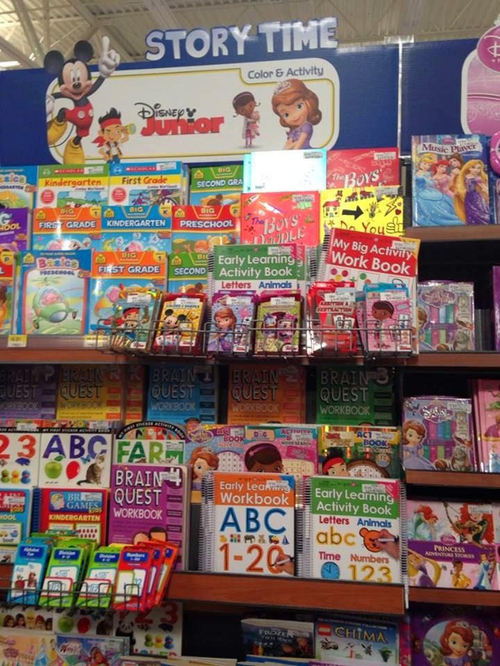 Coloring Books Walmart  Hope In Every Season Playing Preschool with Disney Junior