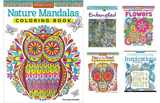 Coloring Books Walmart  Adult Coloring Books Under $7 at Walmart