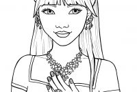 Coloring Pages Girl Beautiful Coloring Pages for Girls Best Coloring Pages for Kids