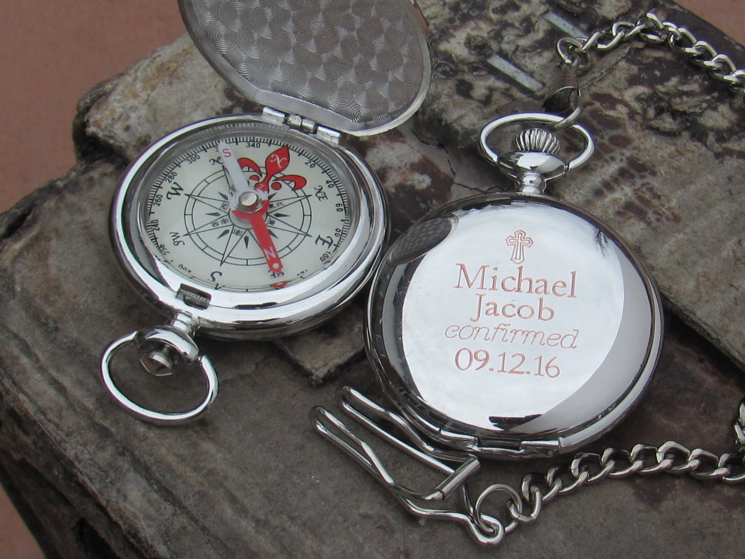 Confirmation Gift Ideas For Boys  Confirmation Gift Engraved Personalized by EngravedGifts1