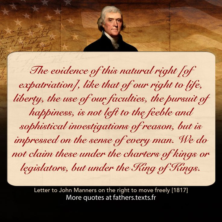 Constitution Life Liberty And Pursuit Of Happiness Quote  17 Best images about American history quotes on Pinterest