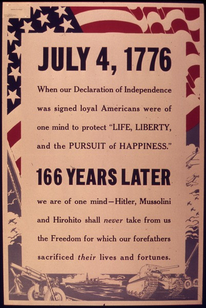 Constitution Life Liberty And Pursuit Of Happiness Quote  10 Mistakes People Make with America plus 1 bonus