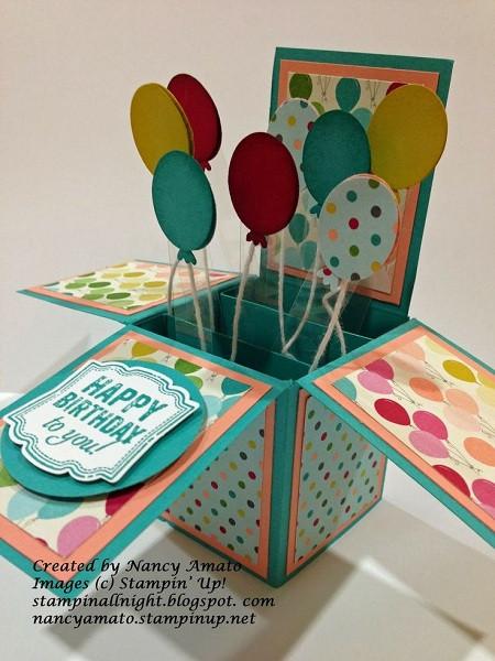 Cool Birthday Card  Handmade Birthday Cards Pink Lover