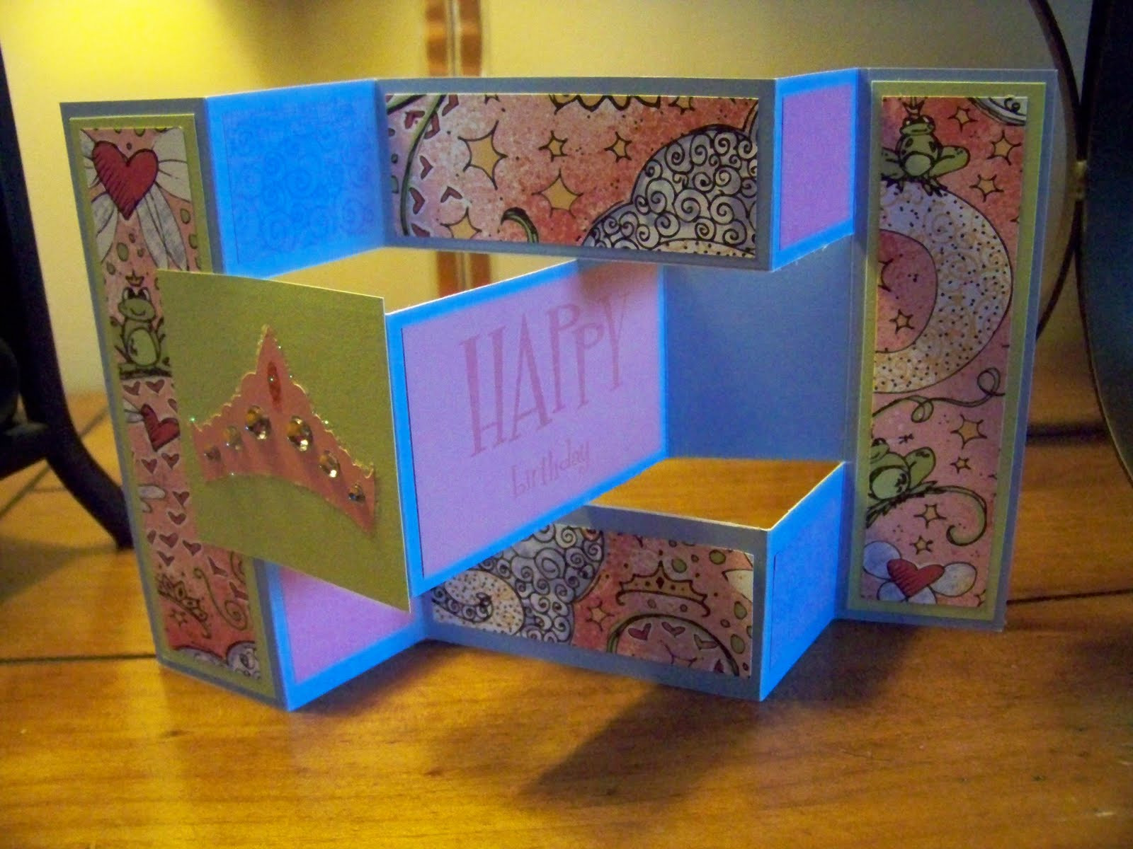 Cool Birthday Card  Scrappin with Cristin Birthday Cards Sample of Up ing