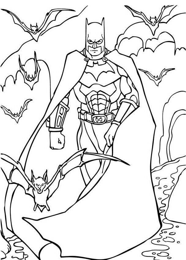 Cool Coloring Sheets Printable For Boys  Coloring Pages for Boys 2019 Best Cool Funny