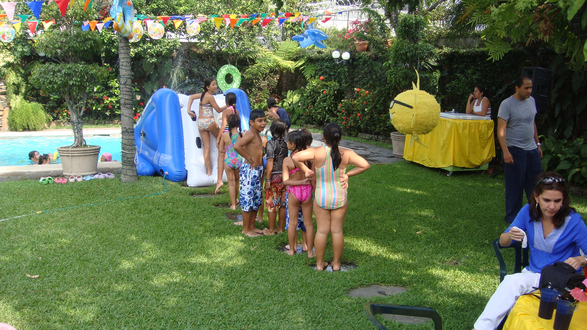 Cool Pool Party Ideas  princess in orlando