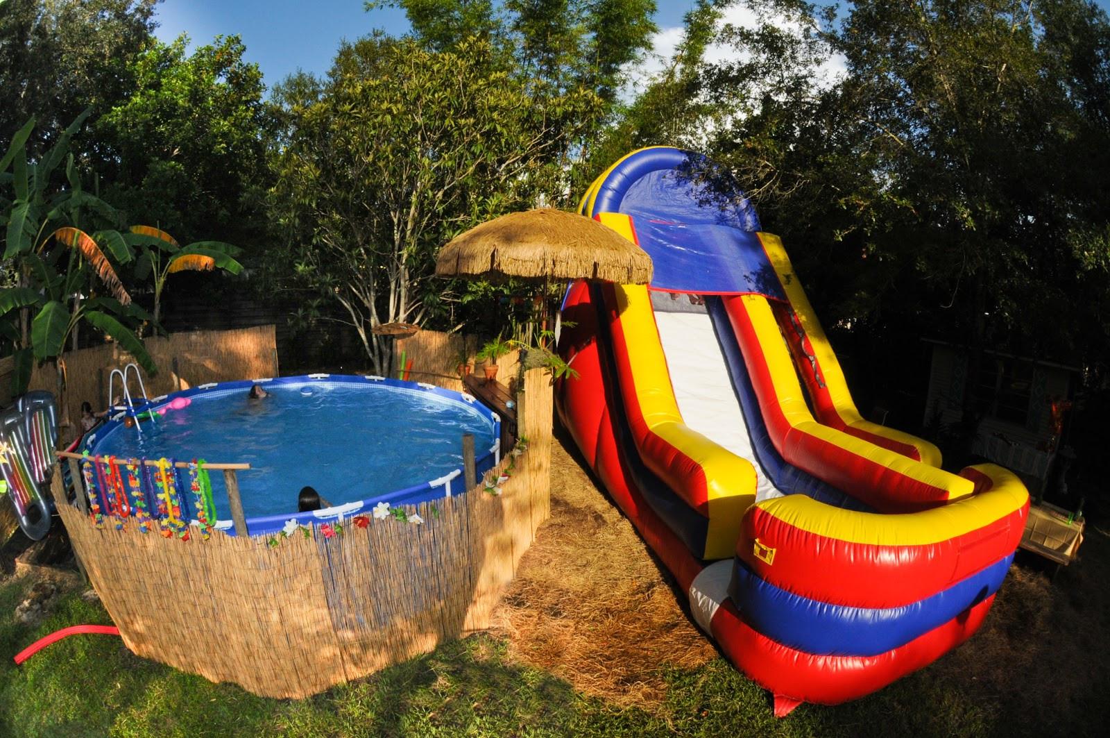 Cool Pool Party Ideas  Sarasota and Bradenton Kids Party Ideas