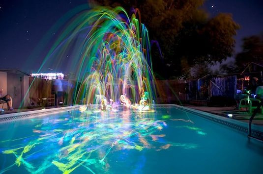 Cool Pool Party Ideas  11 Cool Glow Stick Ideas