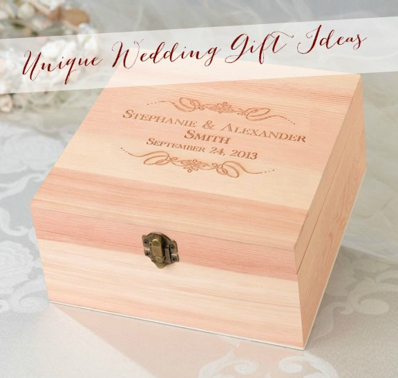 Cool Wedding Gift Ideas  Unique Wedding Gifts for Couples Aisle Perfect