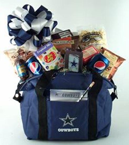 Cowboys Gift Ideas  Dallas Cowboys Deluxe Cooler Gift