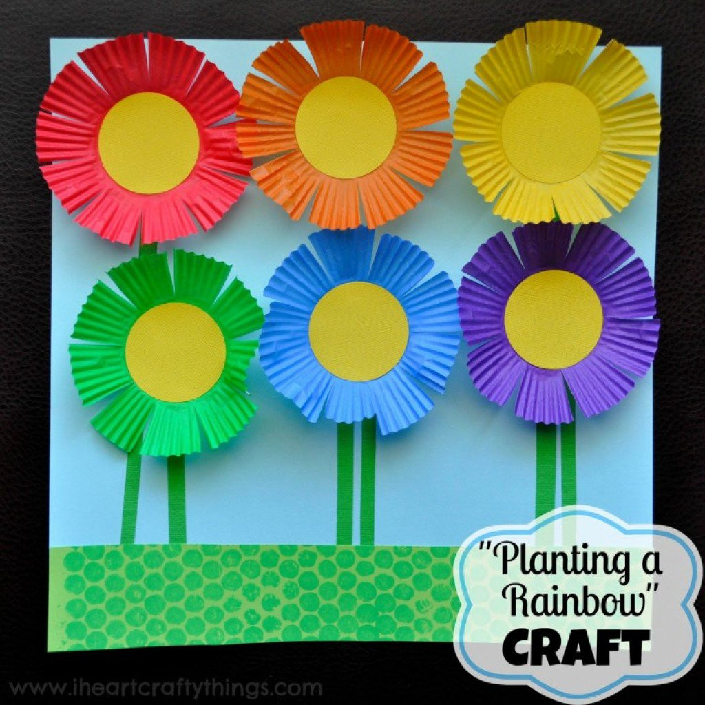 Crafts For Little Kids  43 Fun and Easy Craft Ideas for Little Kids