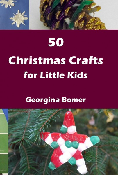 Crafts For Little Kids  50 Christmas Crafts for Little Kids Ebook Craftulate