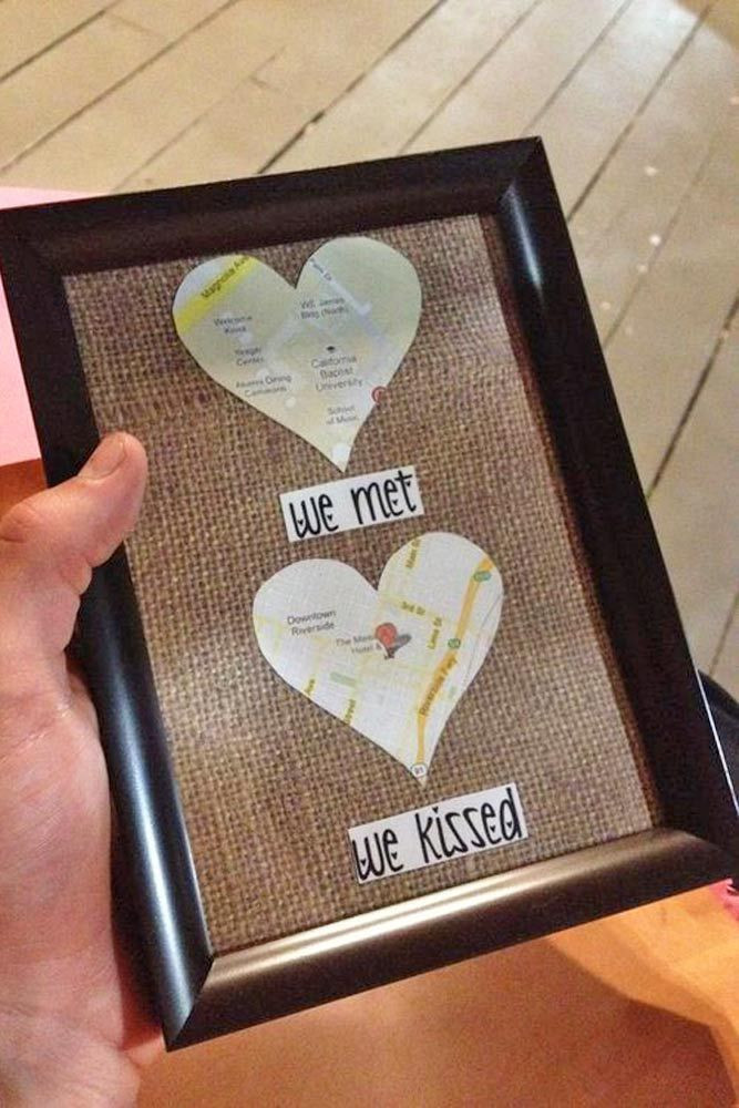 Creative Gift Ideas For Girlfriend  Best 25 Romantic ts for girlfriend ideas on Pinterest