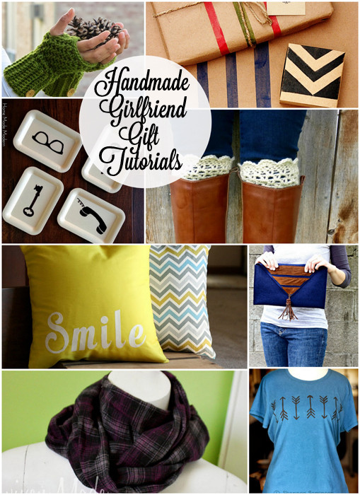 Creative Gift Ideas For Girlfriend  Block Party Handmade Girlfriend Gift Ideas Features Rae