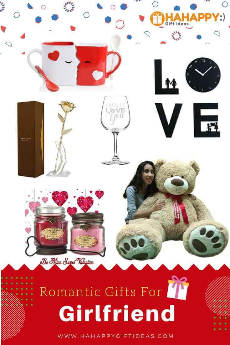 Creative Gift Ideas For Girlfriend  21 Romantic Gift Ideas For Girlfriend Unique Gift That