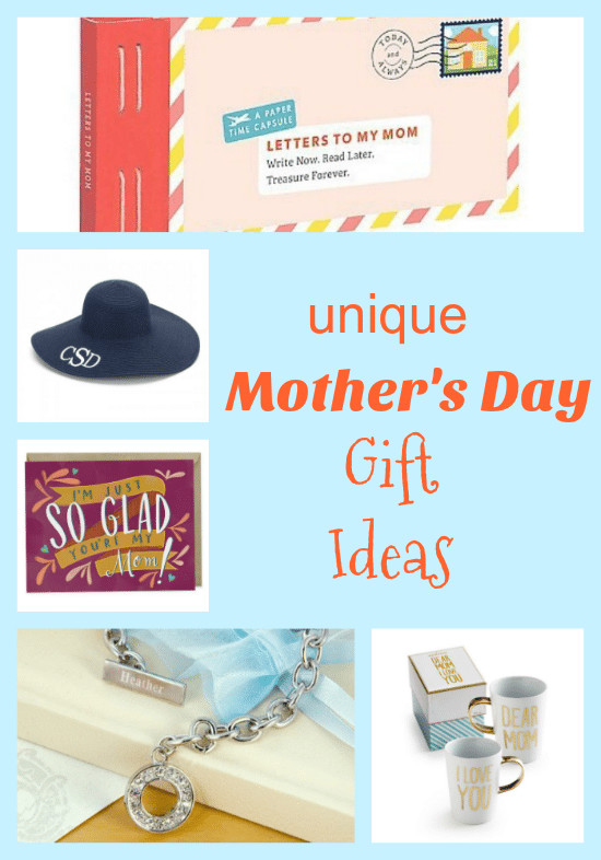 Creative Mother'S Day Gift Ideas  Unique Mother s Day Gift Ideas Thrifty Jinxy