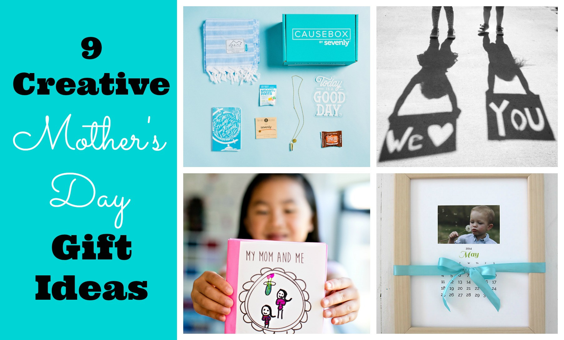 Creative Mother'S Day Gift Ideas  9 Creative Mother s Day Gift Ideas