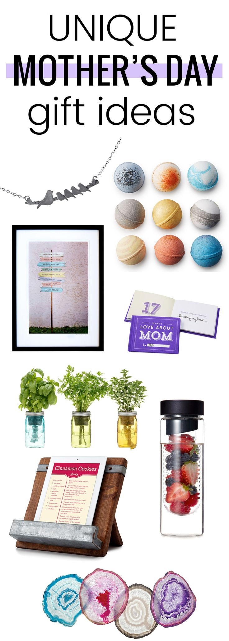 Creative Mother'S Day Gift Ideas  25 trending Unique Mothers Day Gifts ideas on Pinterest