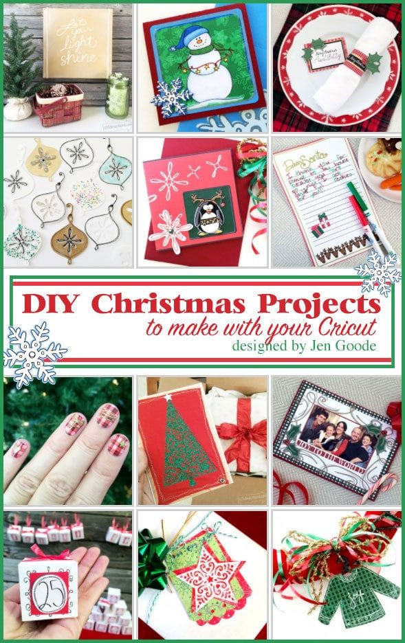 Cricut Christmas Gift Ideas  7484 best Cricut Ideas from Bloggers and More images on