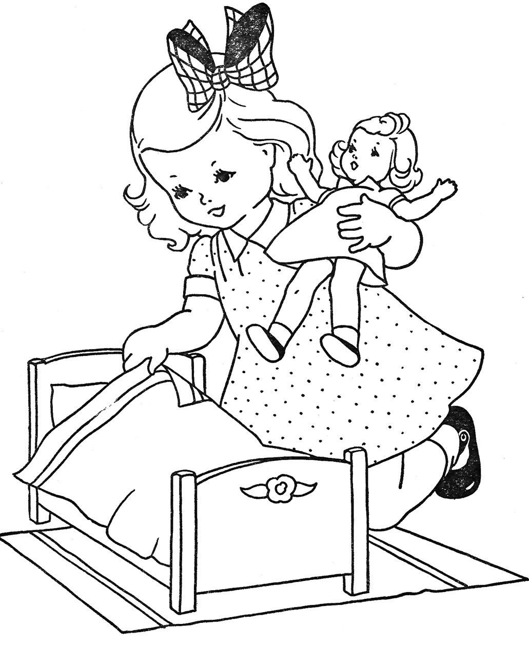 Cute Coloring Pages For Boys  Cute coloring pages for girls and boys Double click on