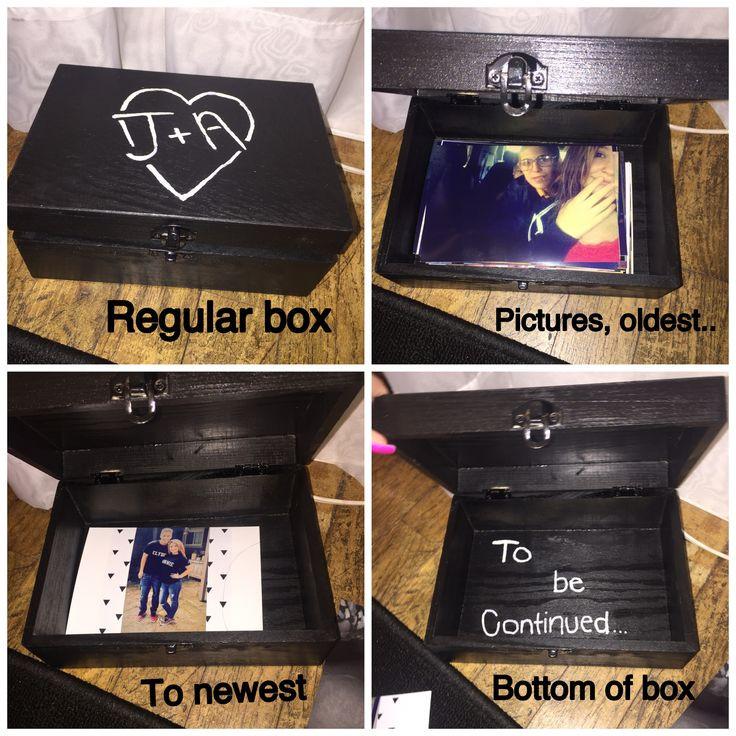 Cute Gift Ideas For Girlfriend Homemade  DIY cute t for boyfriend
