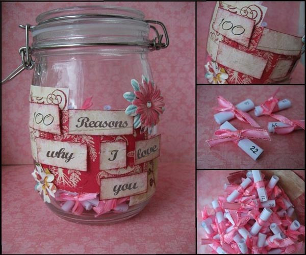 Cute Gift Ideas For Girlfriend Homemade  Valentines Day Gift Ideas for Her For Girlfriend and Wife