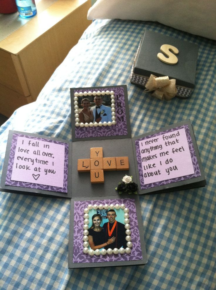 Cute Gift Ideas For Girlfriend Homemade  21 DIY Romantic Gifts For Girlfriend You Can t Miss Feed