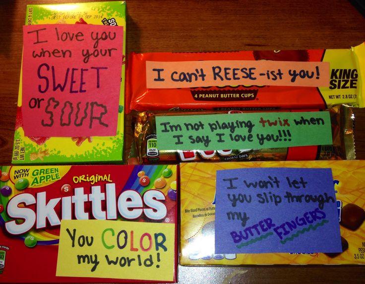 Cute Gift Ideas For Girlfriend Homemade  25 best ideas about Diy boyfriend ts on Pinterest