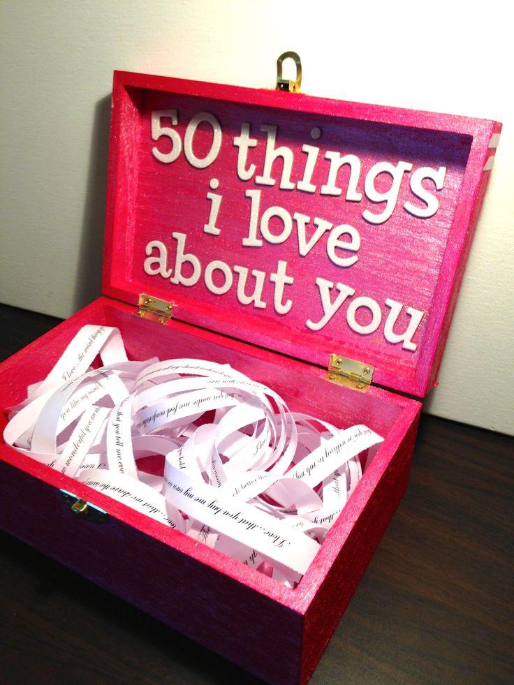 Cute Gift Ideas For Girlfriend Homemade  25 best ideas about Girlfriend t on Pinterest