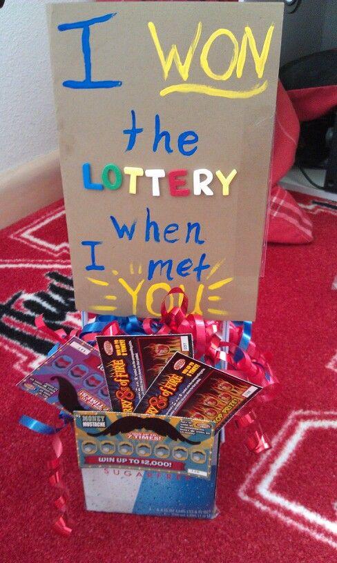 Cute Gift Ideas For Girlfriend Homemade  25 best Present ideas for girlfriend on Pinterest