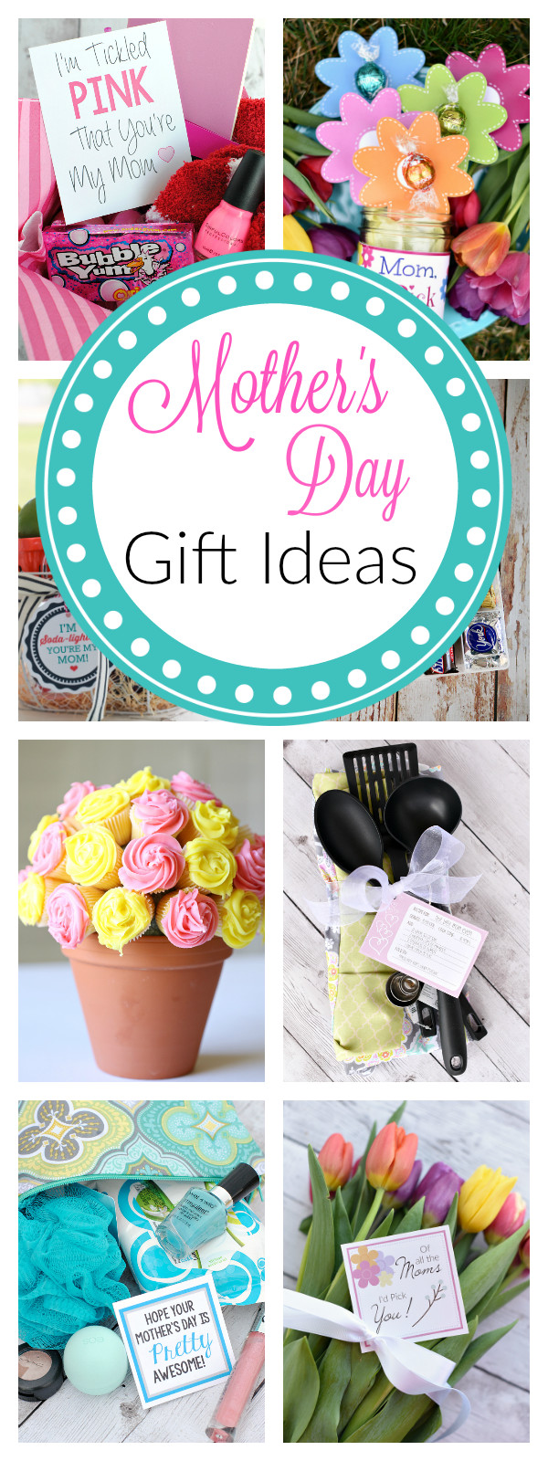 Cute Mothers Day Gift Ideas  25 Cute Mother s Day Gifts – Fun Squared