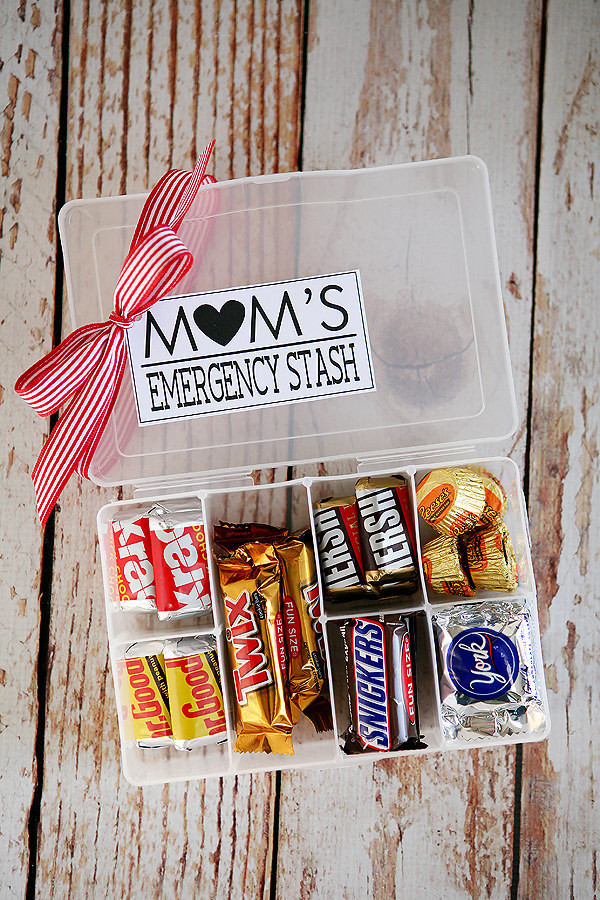Cute Mothers Day Gift Ideas  24 Ridiculously Easy DIY Mother s Day Gifts