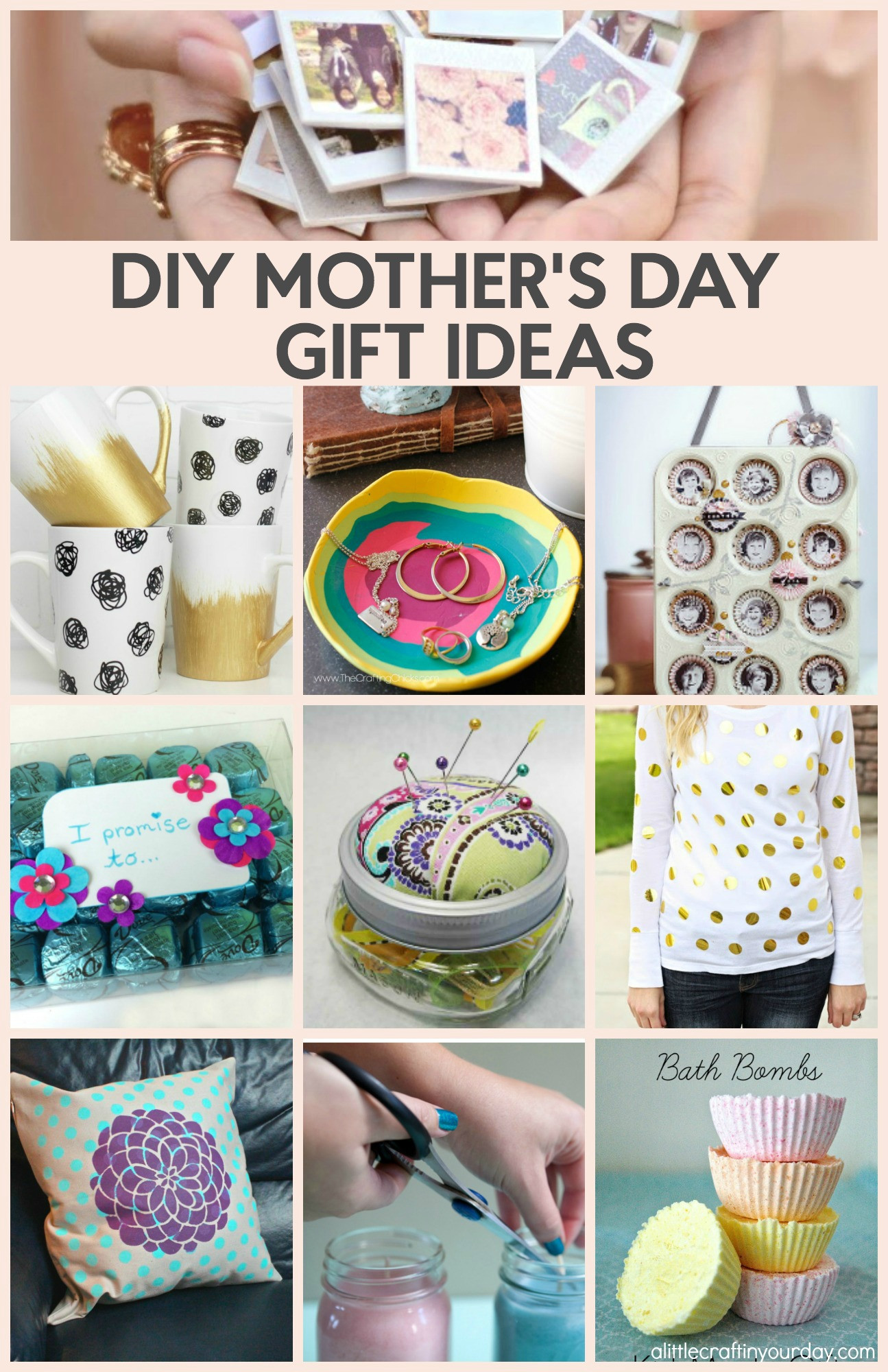 Cute Mothers Day Gift Ideas  15 Cute Mother's Day Gift Ideas She'll Love A Little