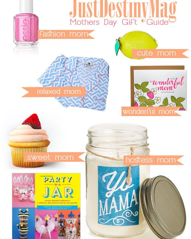 Cute Mothers Day Gift Ideas  Cute Mothers Day Gift Ideas
