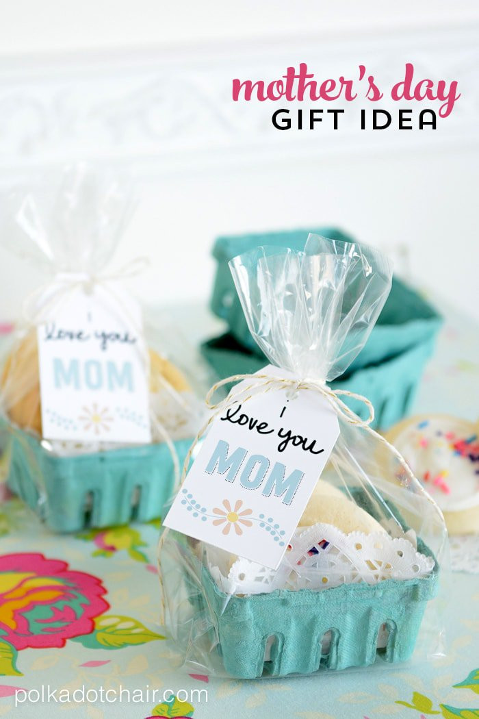 Cute Mothers Day Gift Ideas  Easy Mother s Day Gift Ideas on Polka Dot Chair Blog