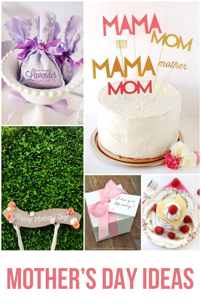 Cute Mothers Day Gift Ideas  5 Easy Cute Ideas for Mother s Day