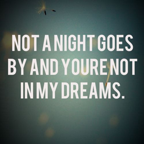 Cute Romantic Quotes For Her  You re Then ly Person I See In All My Dreams