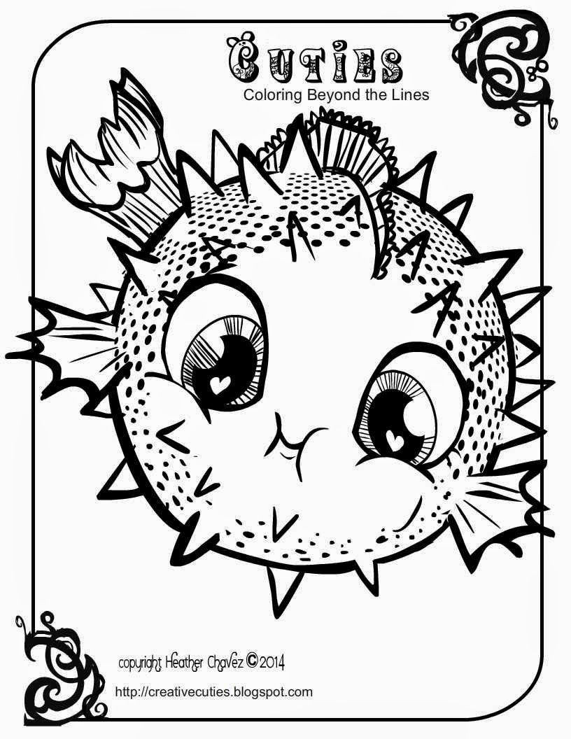 Cuties Coloring Pages  Cuties Coloring Pages Printable Coloring Home