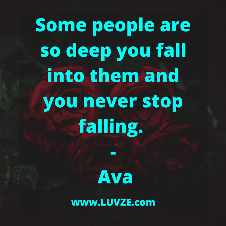 Deep Romantic Quotes  125 Romantic and Deep Love Quotes Sayings and Messages
