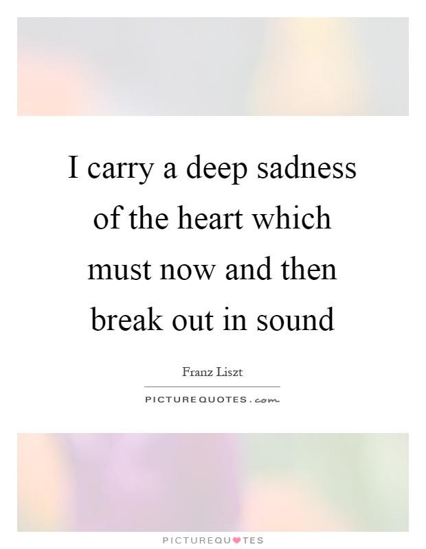Deep Sad Quotes  deep depression quotes DriverLayer Search Engine