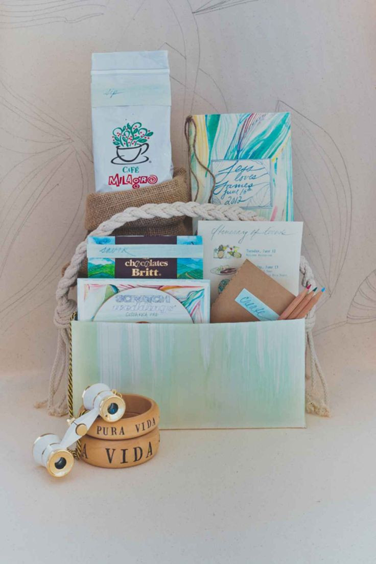 Destination Wedding Gift Ideas  15 best Beach Wedding Wel e Bag ideas images on