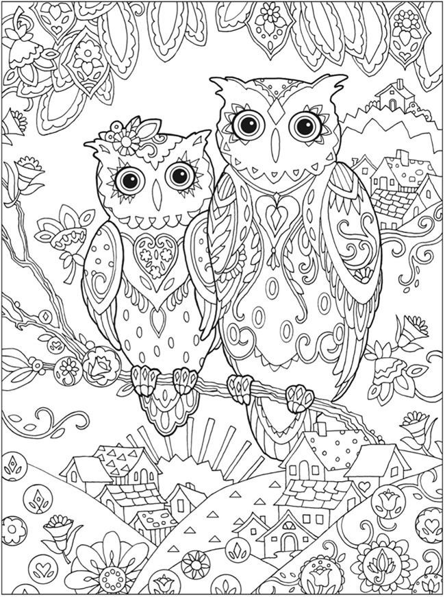 Detailed Coloring Pages Of Girls  Printable Coloring Pages for Adults 15 Free Designs