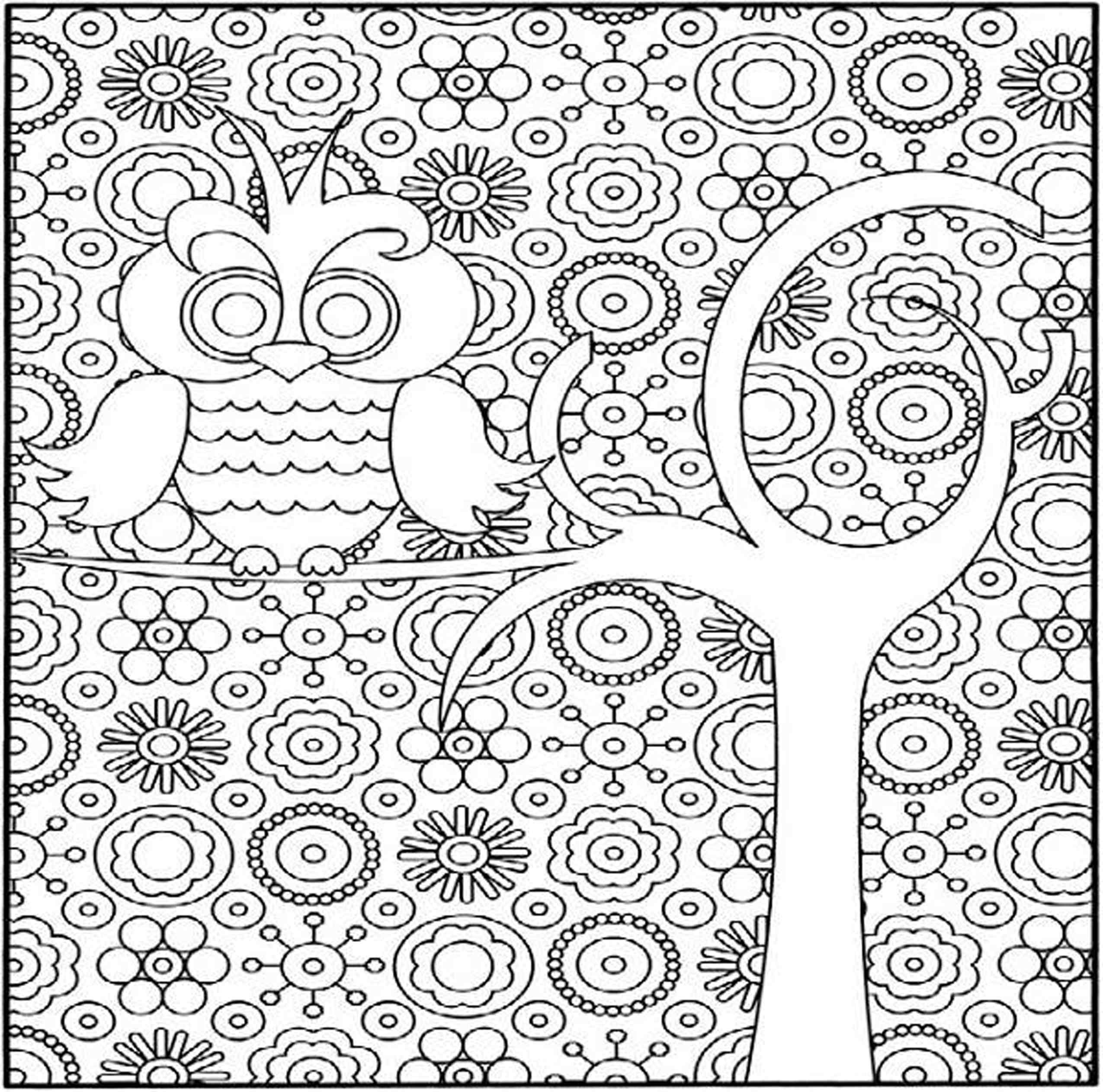 Detailed Coloring Pages Of Girls  Detailed Coloring Pages For Girls at GetColorings